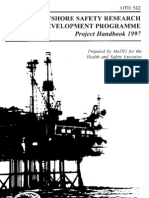 HSE-Offshore Safety Research and Development Programme