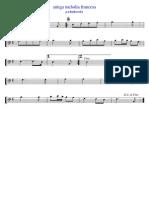 Antiga Melodia Francesa Cello