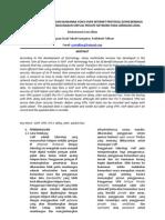 Jurnal Pa Analisis Dan Perancangan Keamanan Voice Over Internet Protocol (Voip) Berbasis Gnu Linux Trixbox Menggunakan Virtual Private Network Pada Jaringan Lokal