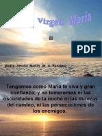 Virgen María - M. Amalia