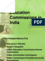 Education Commissions in India.ppt