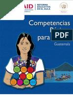 Competencias Basicas Guatemala Web