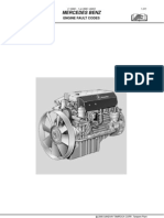 Mercedes Benz Fault Code Manual | Throttle | Electrical Connector
