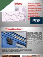Transiberiano Tren de 9289 Km.....4-4