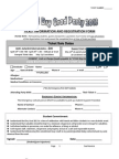 LTCHS Dry Grad 2013 Registration Form