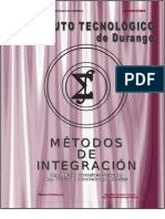 Apuntes Para Metodos de Integraci%d3n