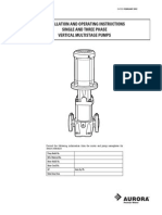 Brochure Pump Aurora