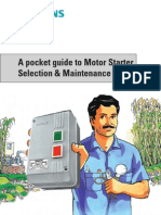 A Guide_Motor Starter Selection & Maintenance