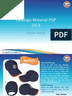 Nuevo Material POP 2013-Web