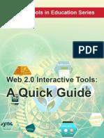 Web 2.0 Interactive Tools