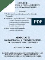 Planificacion Modulo II