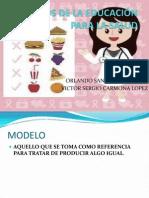 Modelos de Educacion Para La Salud (2)
