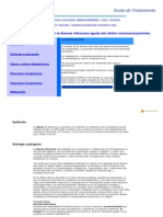 Diarrea Coleriforme vs Desenteriforme