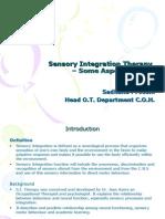 Sensory Integration Therapy New