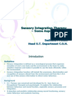 Sensory Integration Therapy New