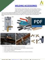 Exothermic welding accessories