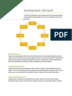 Document Development Life Cycle