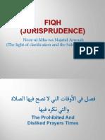 Fiqh 4 (Book Of Salah)