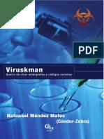Viruskman - de Natanael Méndez Matos