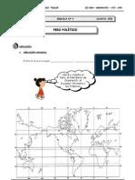 III BIM - 4to. Año - Guía 4 - Perú Político