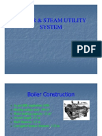 Boiler & Steam Utility System [Compatibility Mode]