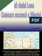 Siberia - Padurea de Stanci de Pe Raul Lena