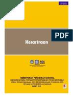 Kesastraan KKG - Revisi 2010