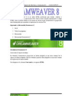 Manual de Dreamweaver 8