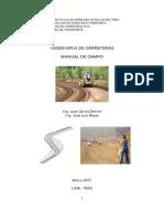 Manual Carreteras - Campo