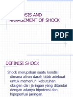 Diagnosis and Management of Shock Gadar 1