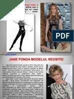Jane Fonda-Modelul Reusitei
