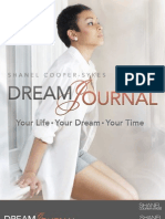 Dream Journal-Shanel Cooper skyes