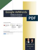 Google Adwords erweiterte Kampagnen