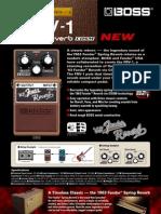 Boss Legend Series Brochure