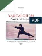 Anexo Uno Yao Tai Chi Secuencia Completa