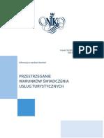 NIK Raport 2013