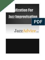 Visualization for Jazz
