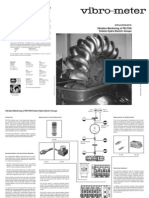 Vibration in Pelton turbines