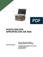 Diseminación de REA rmb_