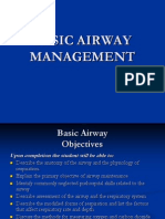 Basic Airway