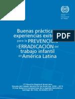ERRADICACIÓN DEL TRABAJO INFANTIL-AMÉRICA LATINA