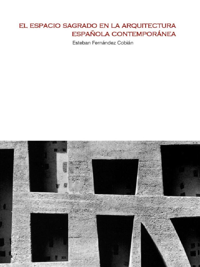 2005 Esteban Fernández Cobián - El espacio sagrado en la ...