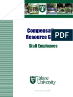Tulane Compensation Resource Guide v2 4