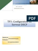 Configuration Du Serveur DHCP