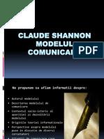 Modelul Lui Shannon