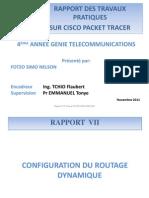 Configuration Du Routage Dynamique RIP OSPF