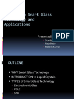smart glass ppt
