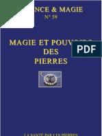 Magie Et Pouvoir Des Pierres