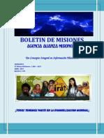 Boletin de Misiones 18-04-2013