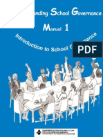 Manual 1 - Introduction to School Governance
